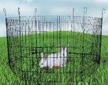 konijnenren-metaal-zwart-60X60X63CM